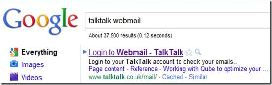 My Talktalk Webmail >> How Can I Check My Outlook Express Email Online On Another Pc