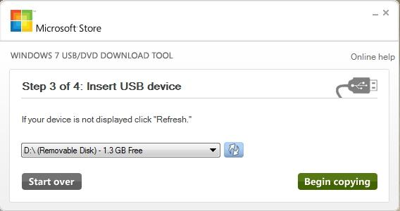 windows_7_iso to USB flash drive / DVD